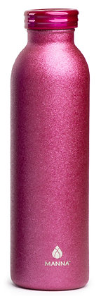 Manna Retro - Pink Glitter