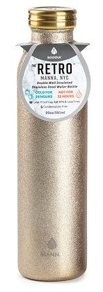 Manna Retro - Champagne Glitter