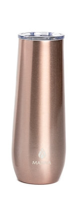 Manna Sleek - Rose Gold Sparkle