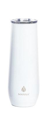 Manna Sleek - White Sparkle
