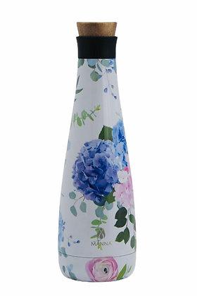 Manna Carafe - White Floral