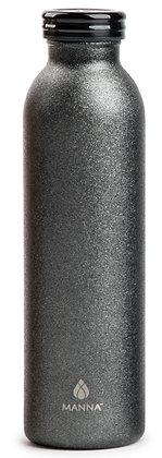Manna Retro - Black Glitter