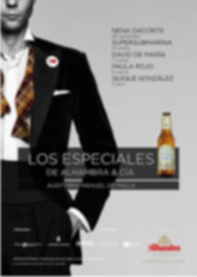 especiale, alhambra, reserva, 1925, conciertos, exclusivos,