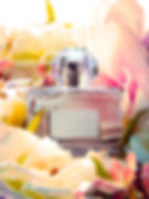 Aura, Loewe, bodegon, floral, contraste, color, intenso,
