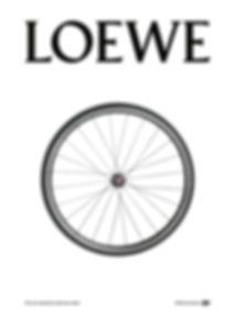 grafica, obrning, loewe, BH, bicicletas, rutas, natrales, rurales, promocion, packging, edicion,