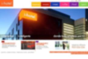 i, hotel, website, adaptativo, interfaz, usuario, SEO, SEM, posicionamiento, organico,