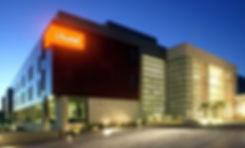i-hotel, logo, señaletica, luminoso, cartel, fachada, hotel,