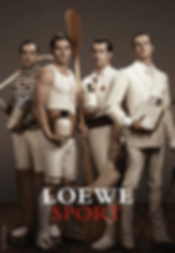 Loewe, Sport, grafica, campaña, edicon, especial, clasico,