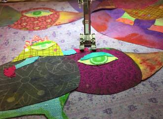Unraveling The Fiber Art Process
