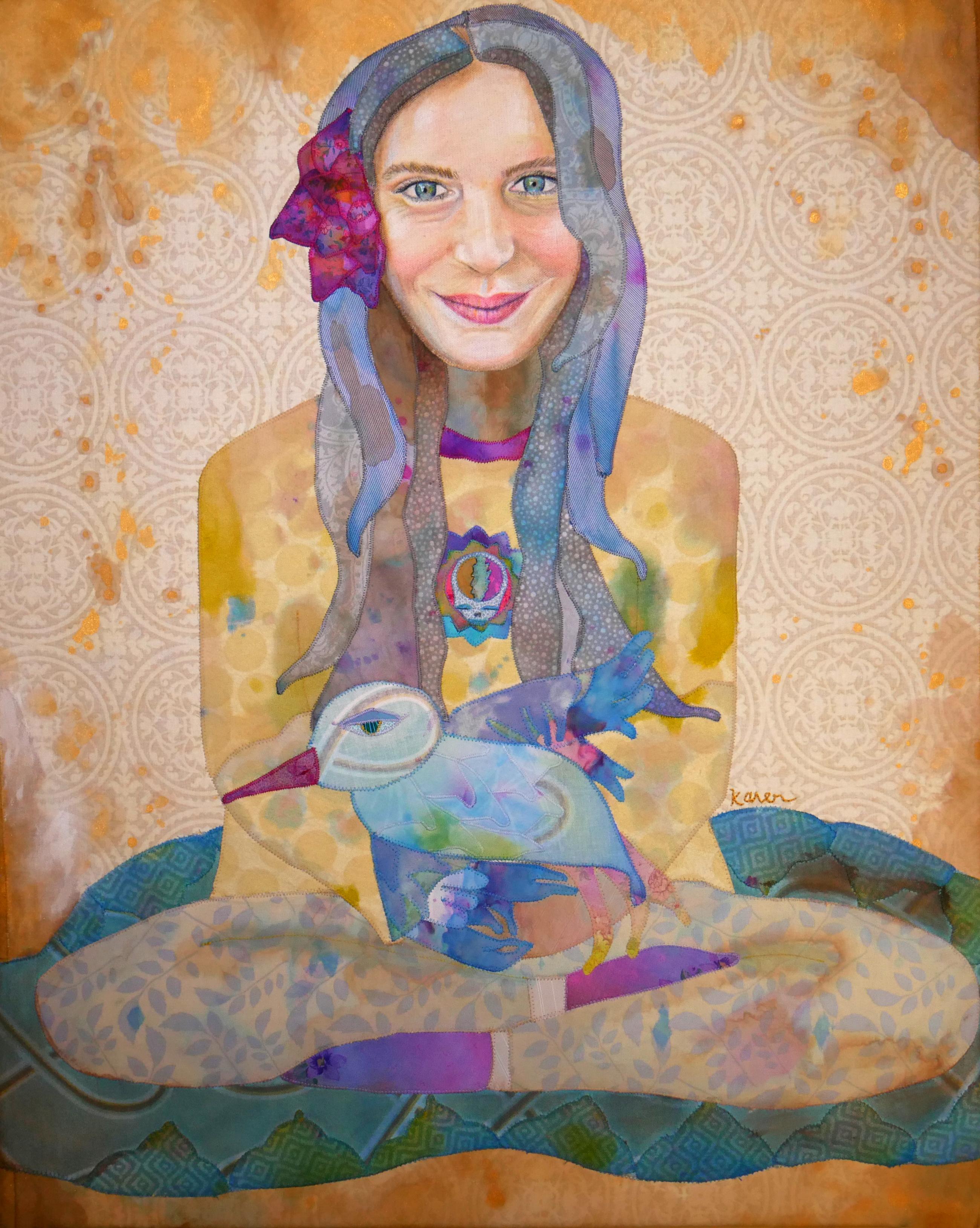 Gypsy art, hippie art