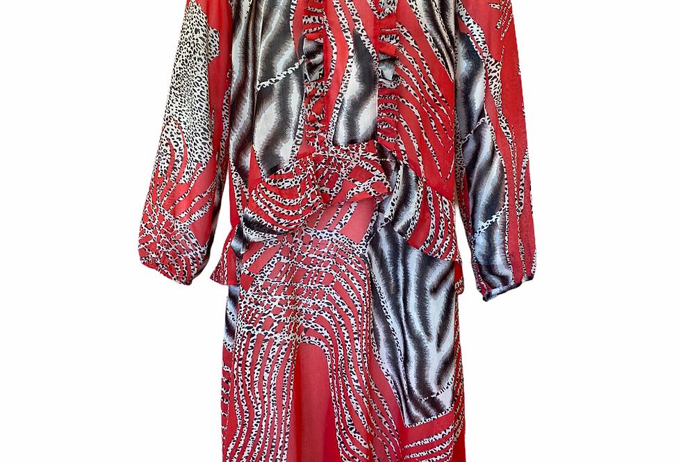 Vestido África Salt exclusive