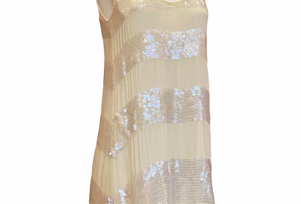 Vestido lantejoulas Salt