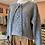 Thumbnail: Camisola de malha com atilhos