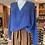 Thumbnail: Camisola azulão Meisie I Meisie royal swetshirt