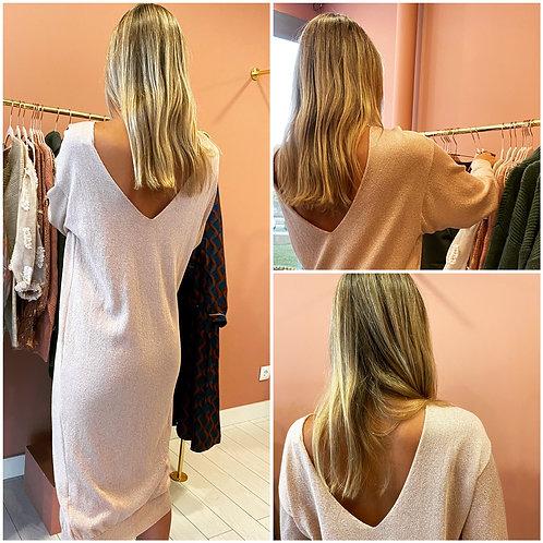 Vestido lurex SLUIZ IBIZA | Lurex dress