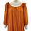 Thumbnail: Vestido laranja SLUIZ IBIZA