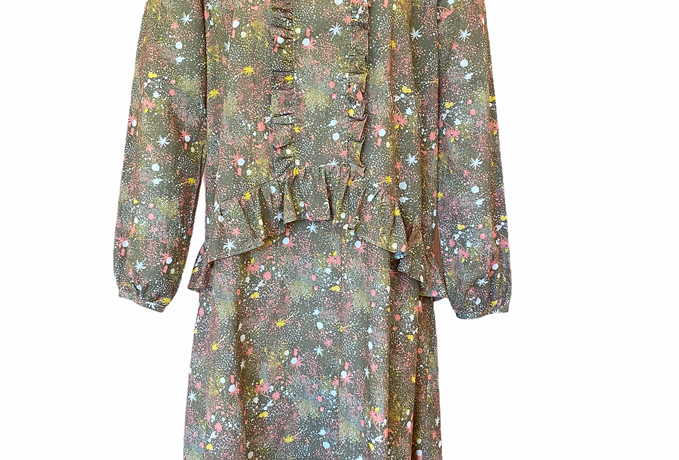 Vestido Cosmic Salt exclusive