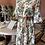 Thumbnail: Vestido garden Meisïe | Flowers print long dress