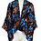 Thumbnail: Kimono preto floral Salt