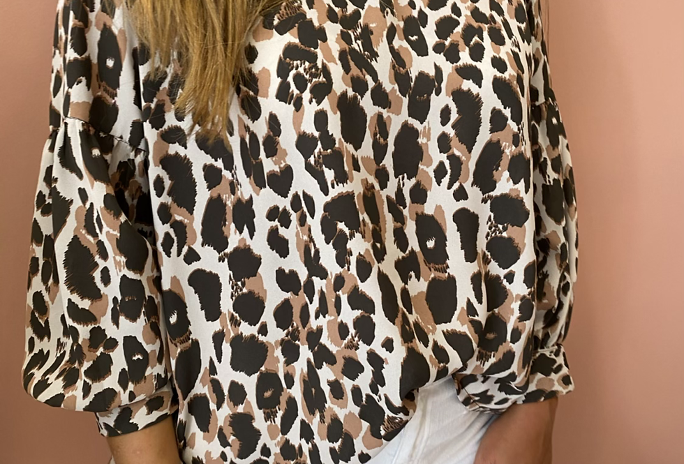 Blusa jungle Salt exclusive | Salt exclusive jungle blouse