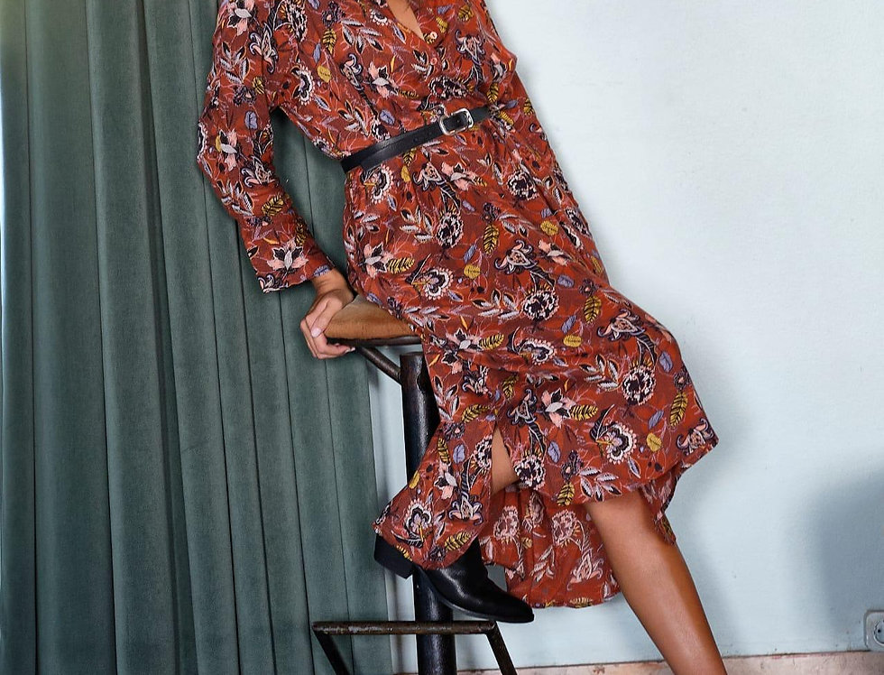 Vestido Ethnic I Ethnic dress