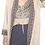 Thumbnail: Blusa fio prata Meisie I Meisie silver blouse
