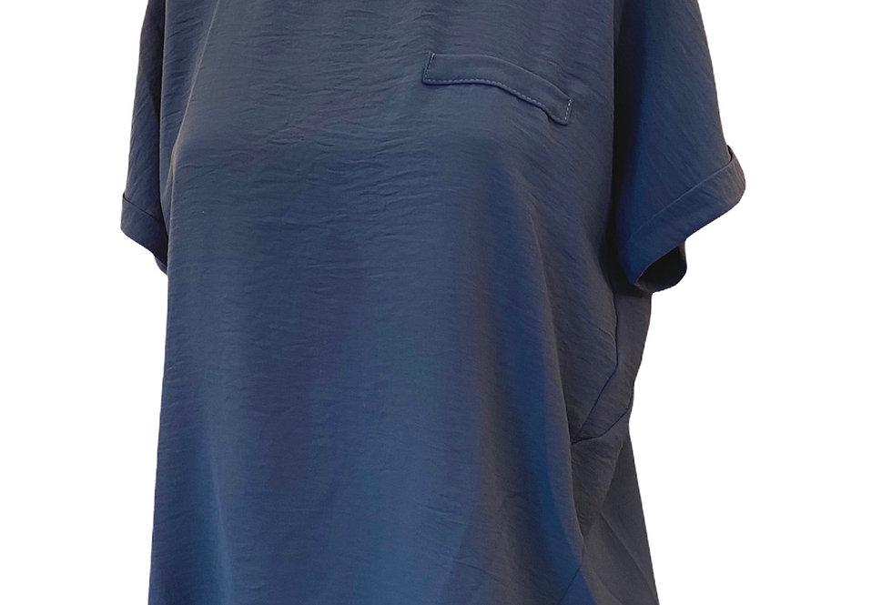 Blusa grilo azul