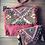 Thumbnail: Saco com alça rosa Luna - Boho pink bag