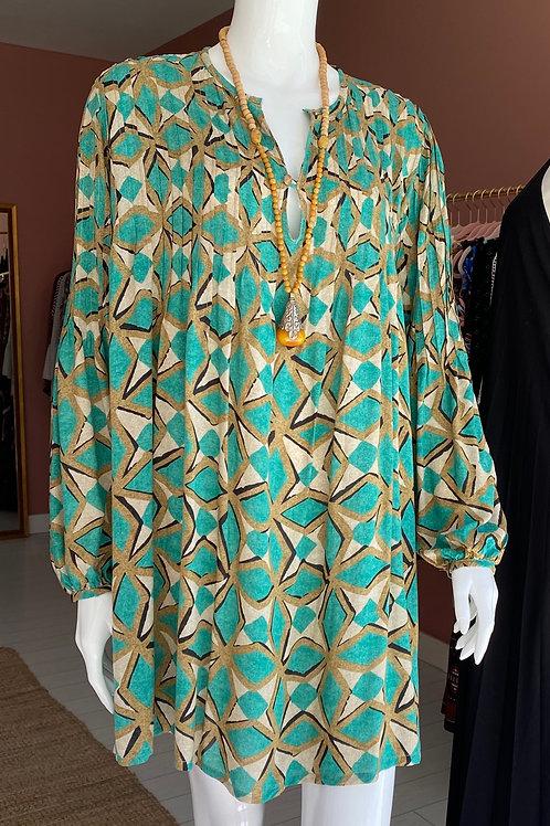 Vestido Tiles Salt exclusive| Marocco Tiles Salt exclusive dress