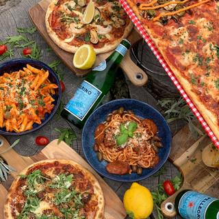 Pizza & Pasta Picnic | El Forno Pizzeria
