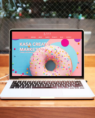 Kasa Create Social Media Central Coast P