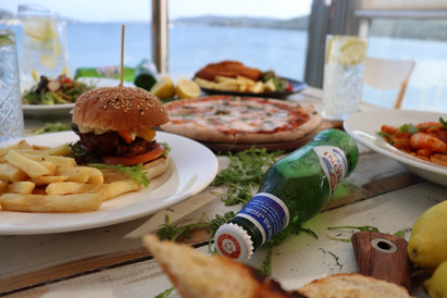 The Coast Bar Feast & View!