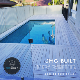 JMC Built | Customised One Page SEO and Mobile Friendly Website.