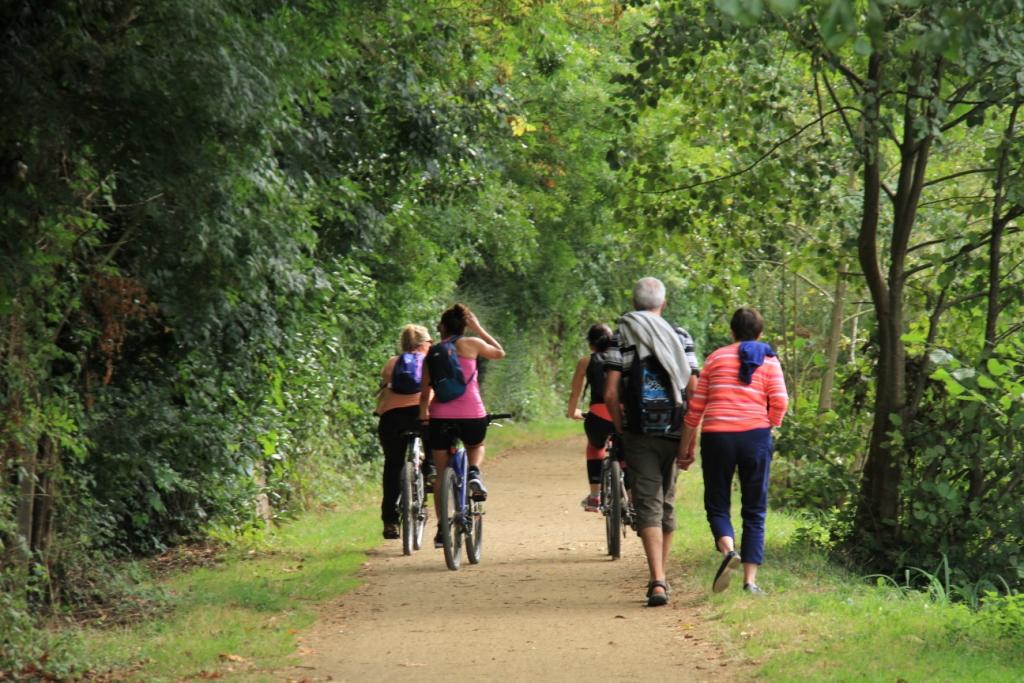 Randonnée à pied ou à vélo