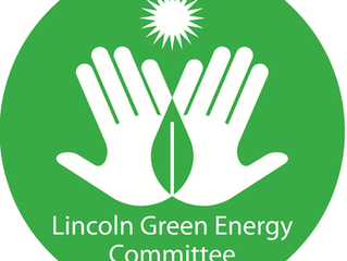 Join the Lincoln Opt Up Campaign for 100% Green Electricity.