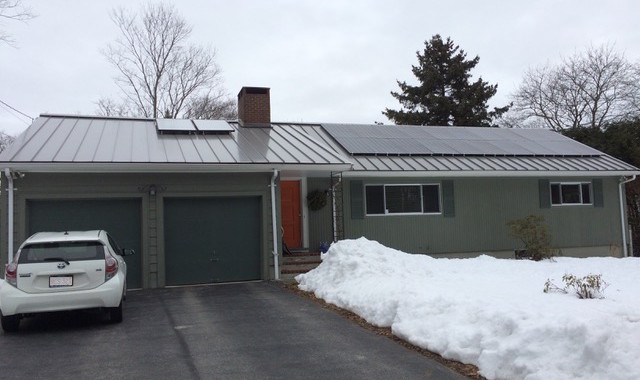 Solar PV and Hot Water