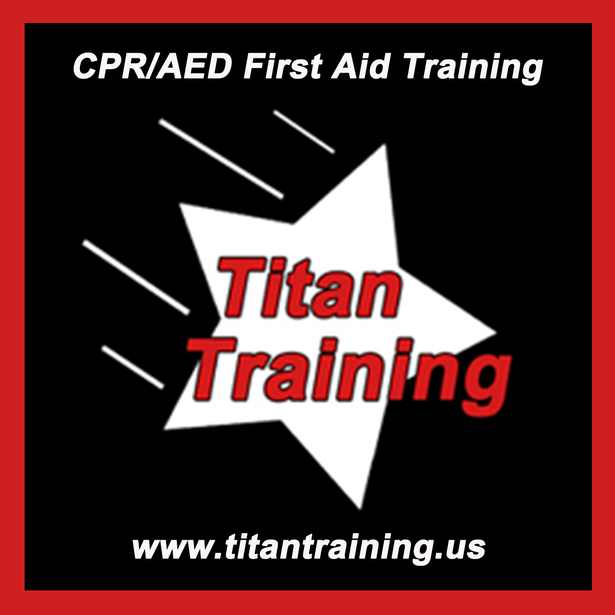 Titan Training graphic