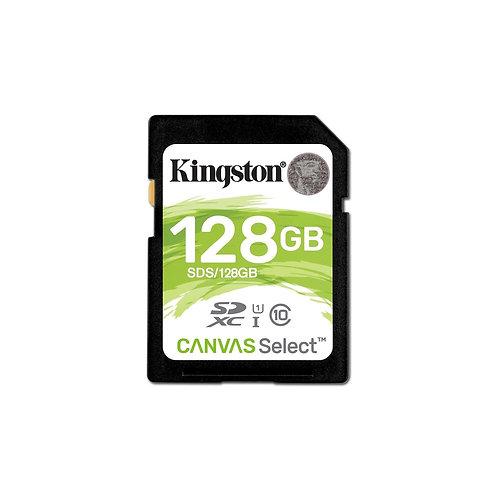 Kingston (128GB) SD Card UHS-1