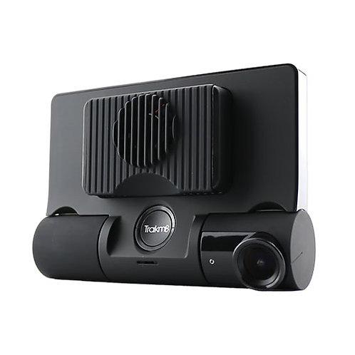 RH600 4G Dual Lens Driver Analytics Dash Cam