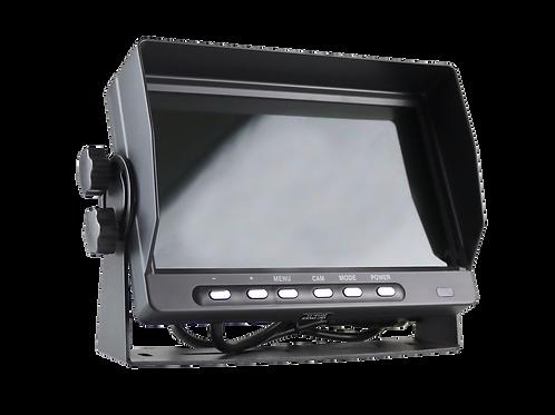 RH 7 Inch TFT Color Monitor Multi-cameraMobile DVR