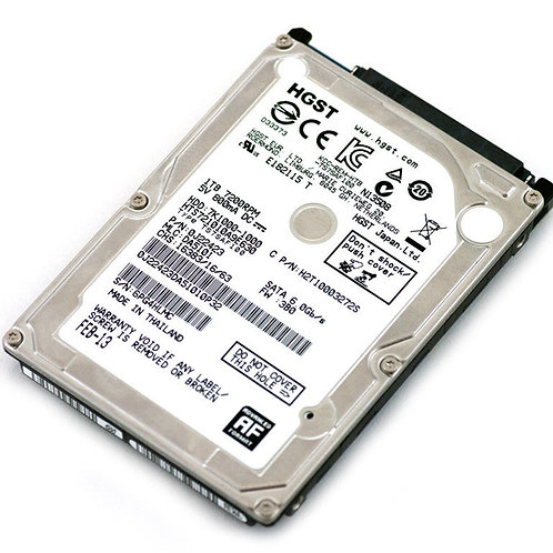 2.5 SATA Internal HD 2 TB