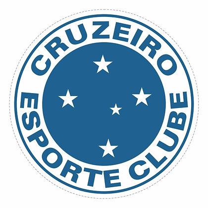 Adesivo Times - Cruzeiro MG