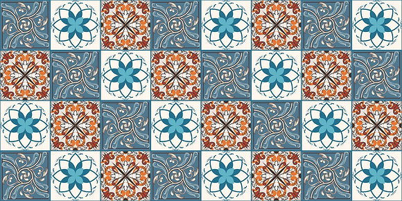 Adesivo Azulejo Português 23