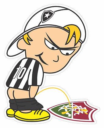 Adesivo Times - Mijão Botafogo RJ 2