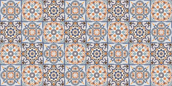 Adesivo Azulejo Português 19