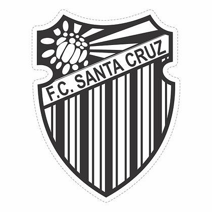 Adesivo Times - Santa Cruz RS