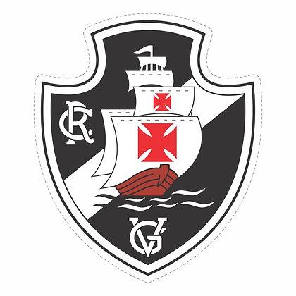Adesivo Times - Vasco da Gama RJ