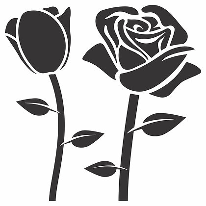 Adesivo Rosas