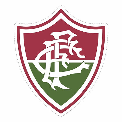 Adesivo Times - Fluminense RJ