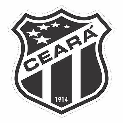 Adesivo Times - Ceará CE